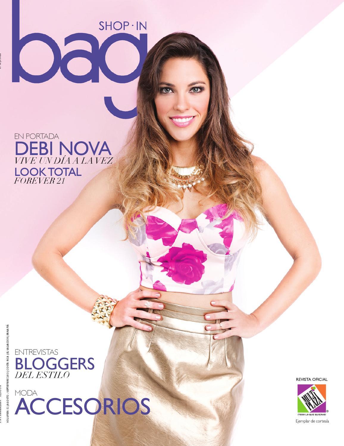 Bag #12 Panamá by Ego | Casa Galería - issuu