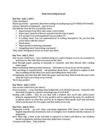 textbook writing illustration essay chapter by merrill glustrom  daily internship journal
