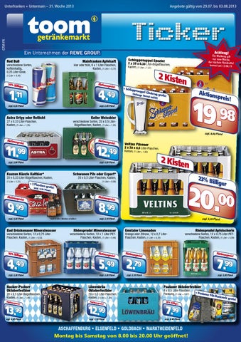 Toom Getränkemarkt Katalog gültig bis 03/08 by broshuri - issuu