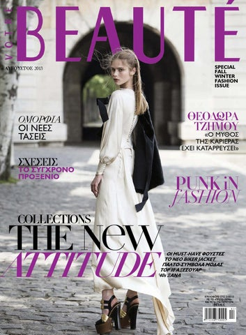 813120fe8bb BEAUTE AUGUST 2013 by TCT MEDIA - issuu