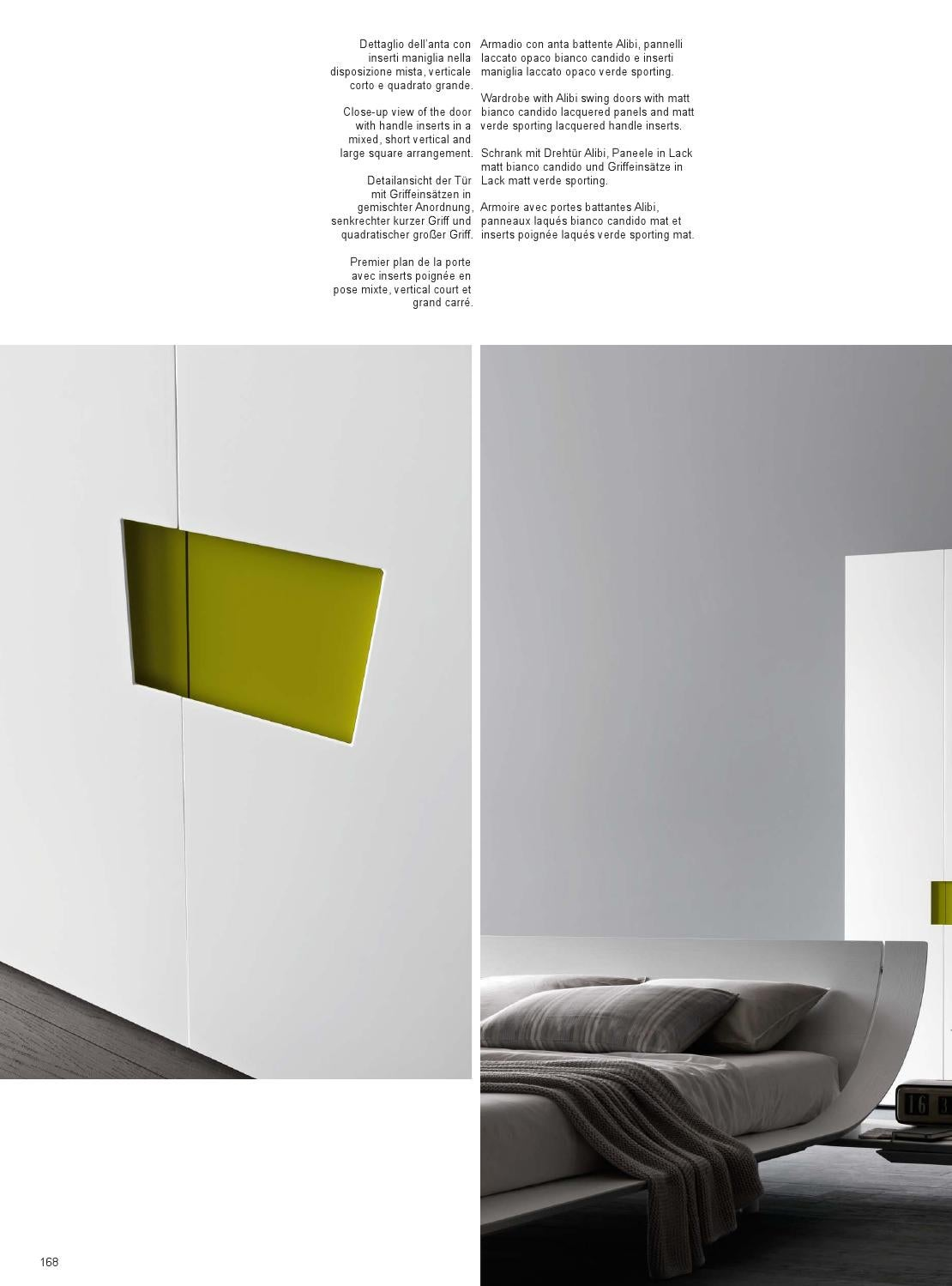 presotto italia tecnopolis wardrobe by presotto italia design - issuu