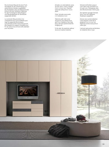 Presotto Italia Tecnopolis Wardrobe By Presotto Italia Design Issuu