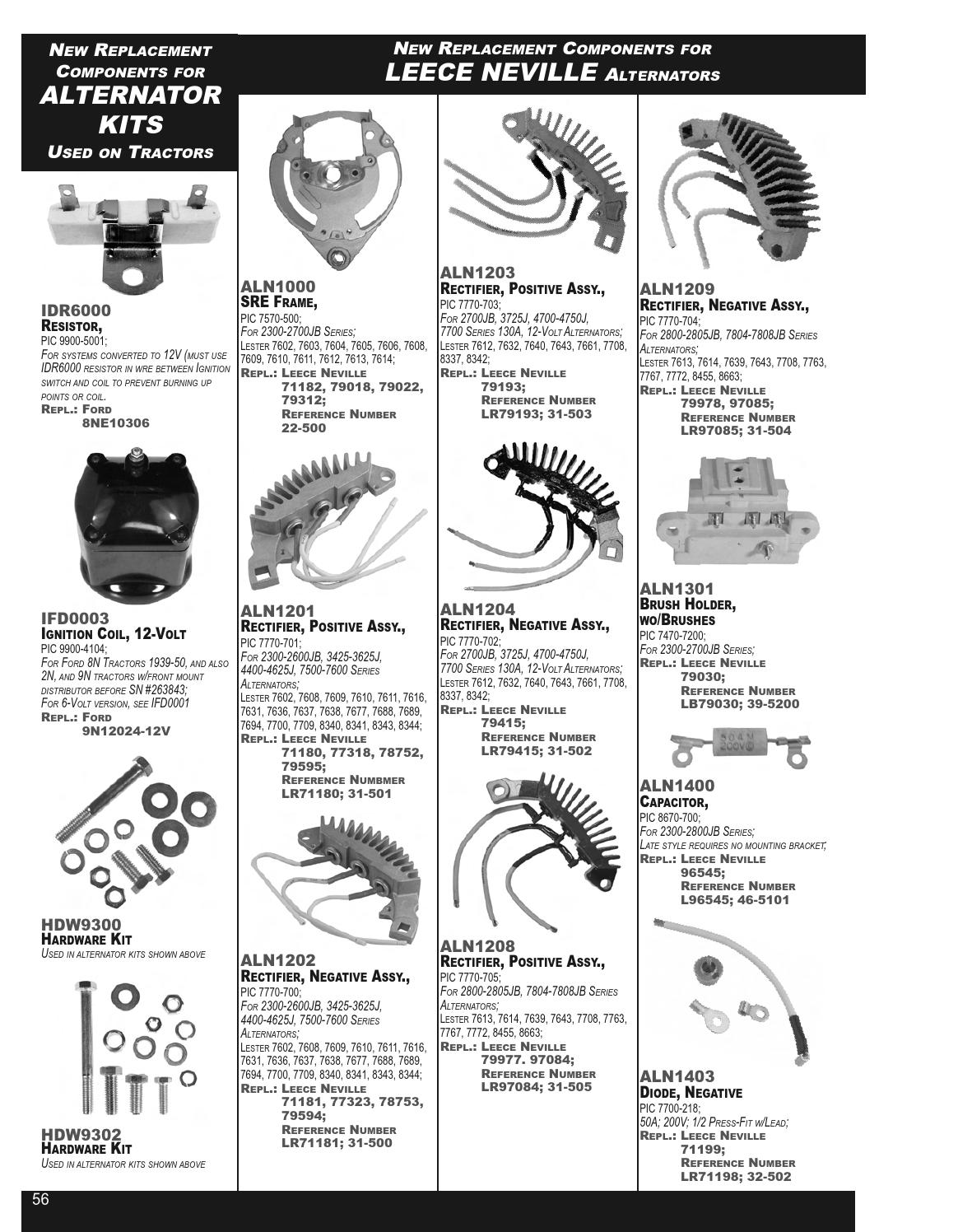 Arrowhead Electrical Products Master Components Catalog by