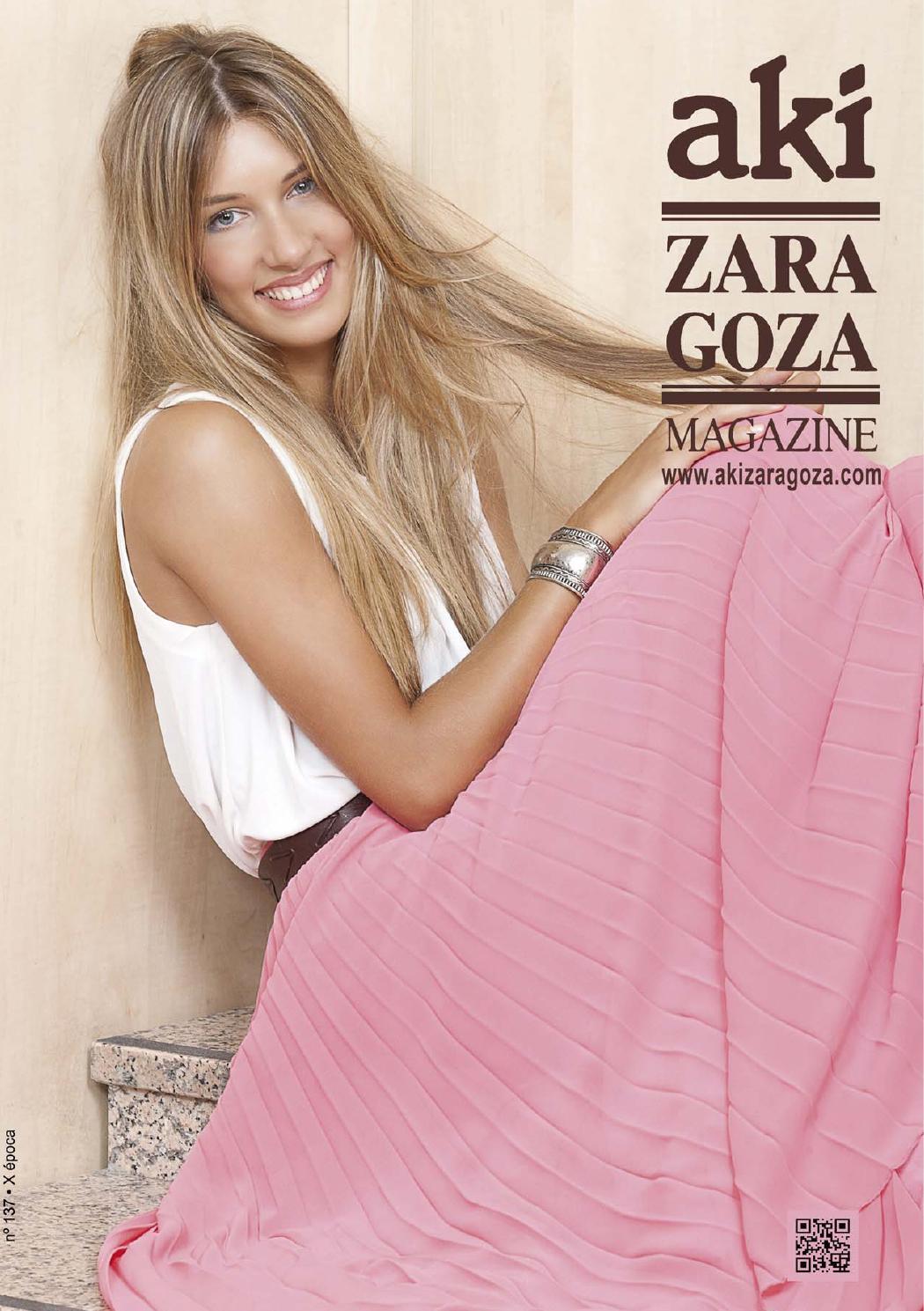 Aki Zaragoza Magazine 137 by Aki Zaragoza Magazine - issuu