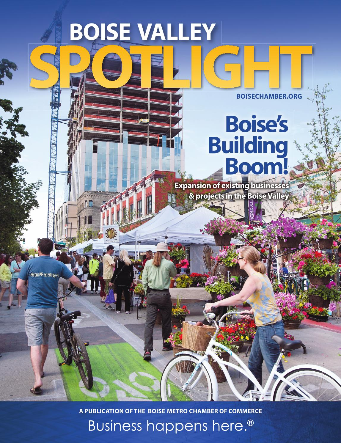 Boise Valley Spotlight 2013 14 By Idaho Statesman Issuu Sterling Propower Dc Distribution Board Ppd500 Power