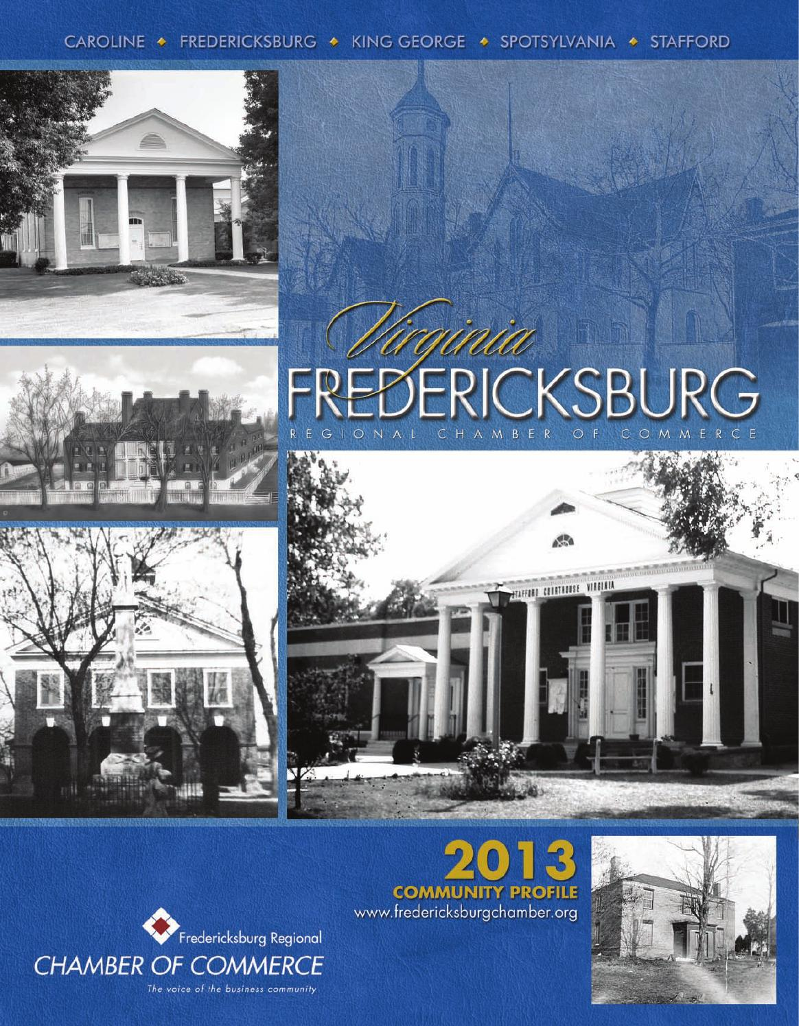 Fredericksburg VA Community Profile By Townsquare Publications, LLC   Issuu