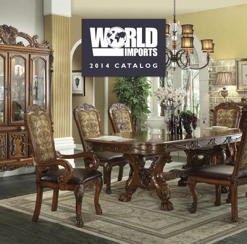 Beautiful World Imports Ltd · 2014 Worldimports Catalog
