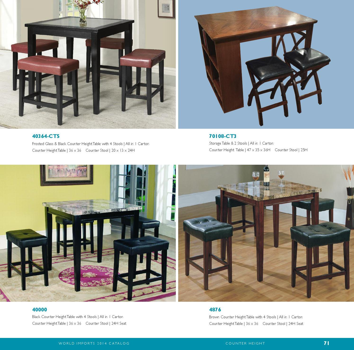 Pleasing World Imports 2014 Catalog By World Imports Ltd Issuu Beatyapartments Chair Design Images Beatyapartmentscom
