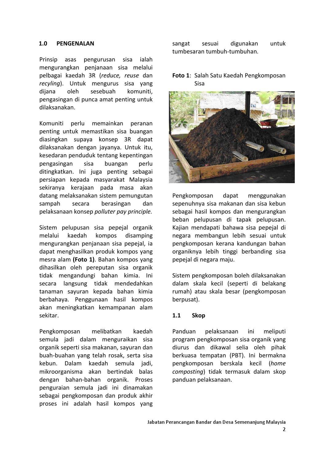 panduan pelaksanaan inisiatif pembangunan kejiranan hijau