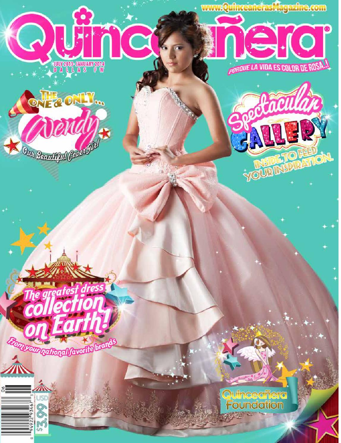 Dallas fortworth 2013 2 by Texas Quinceaneras Magazine - issuu
