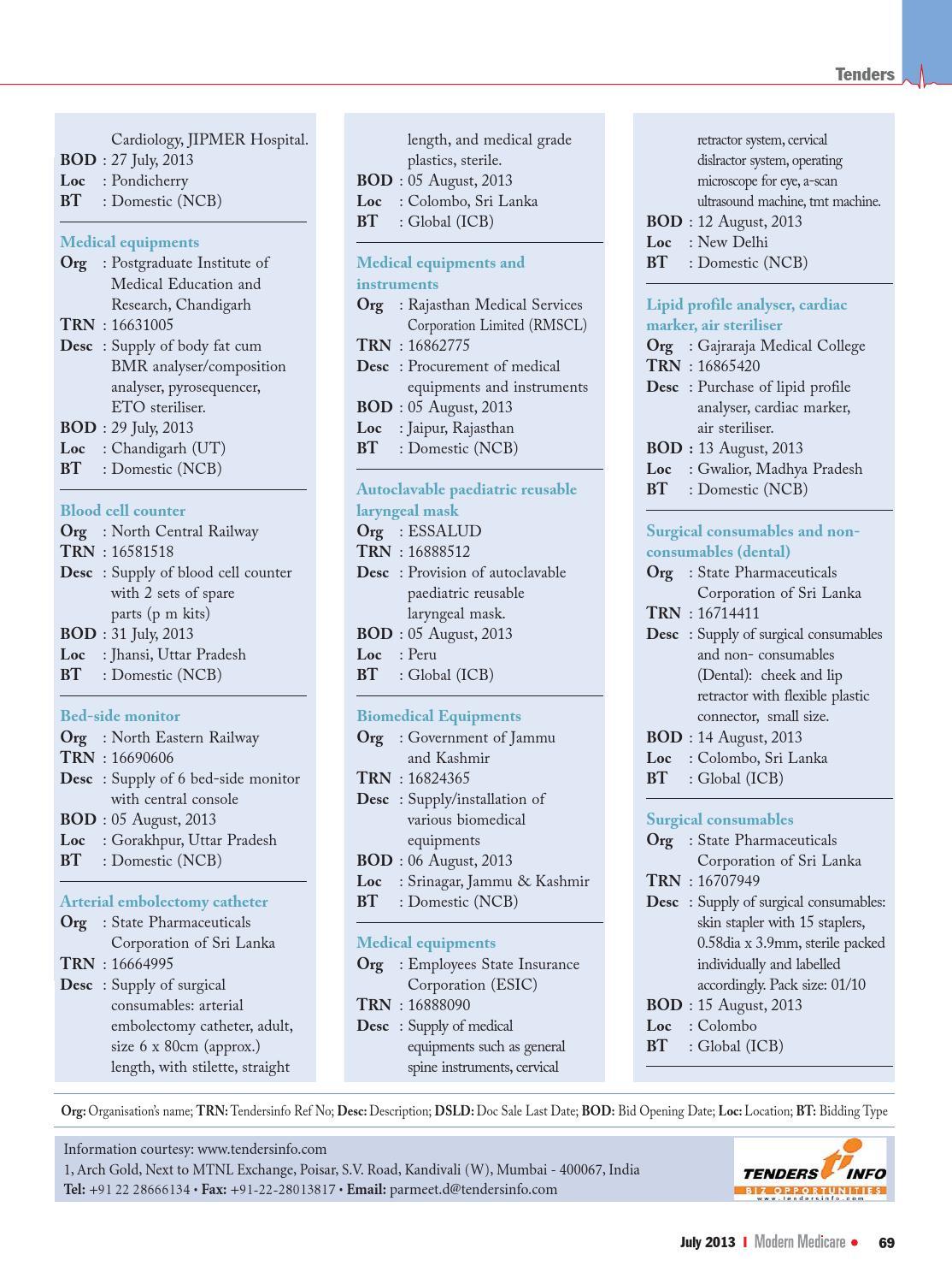 Modern Medicare july 2013 by Infomedia18 - issuu