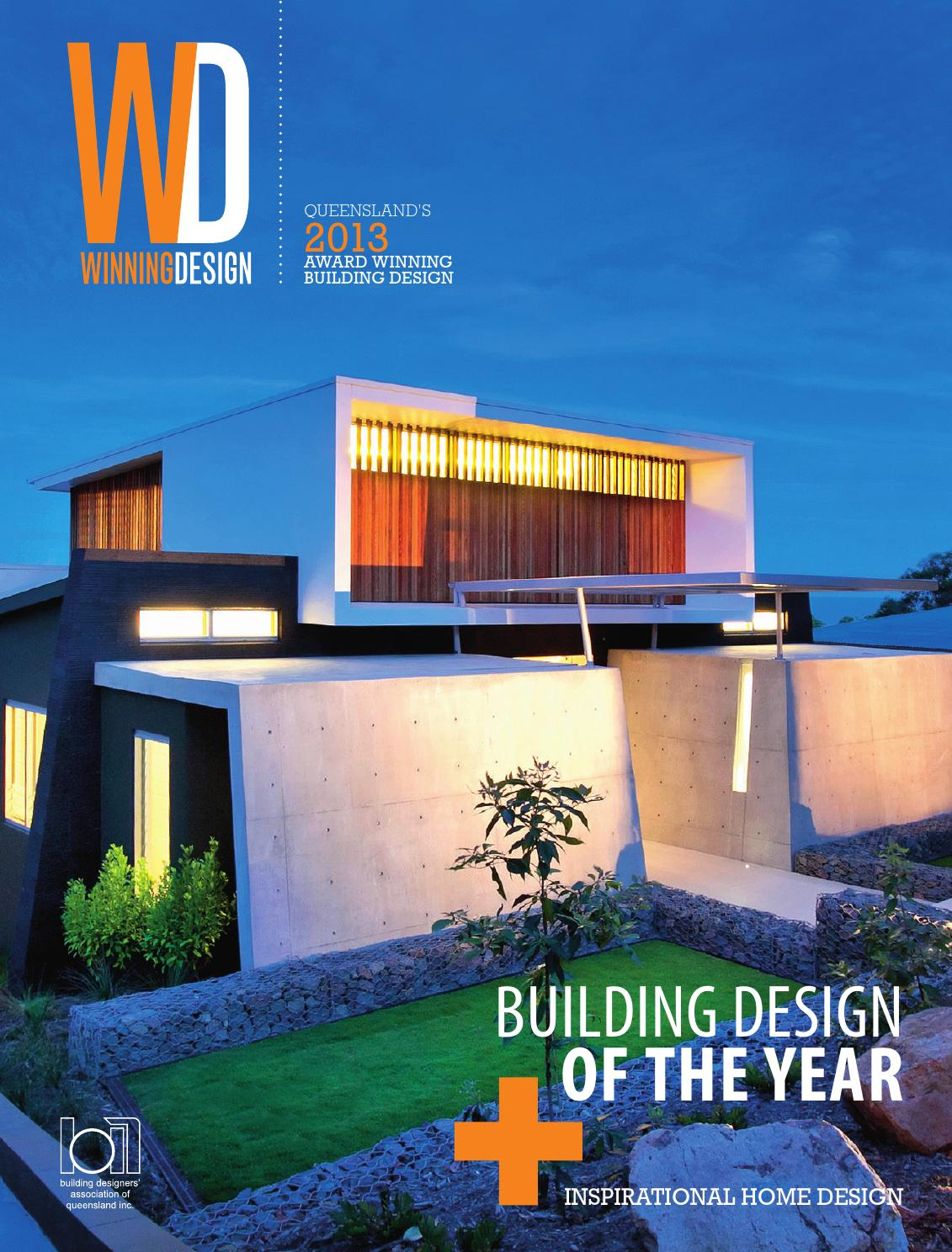 2013 bdaq winning design queensland by building designers 2013 bdaq winning design queensland by building designers association of queensland issuu