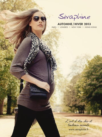 f25ee81b52368 Séraphine Maternité catalogue automne-hiver 2013 by Seraphine - issuu