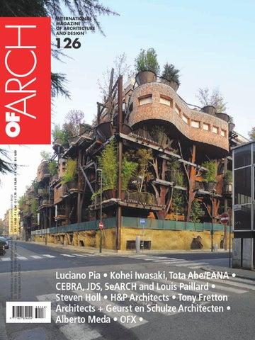 Ofarch 126 By Design Diffusion World   Issuu