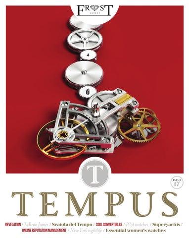 7de013399a2 Tempus issue 17 by Tempus Magazine - issuu