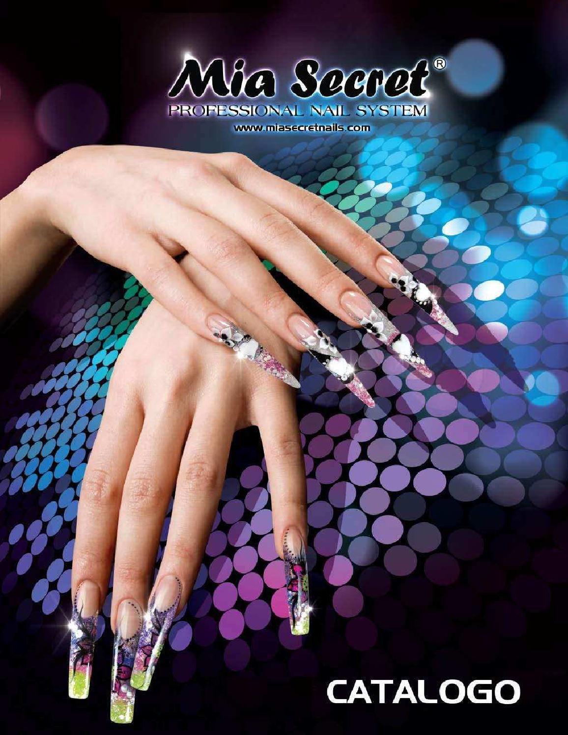 Mia Secret Nails - Catálogo by LINDA RUZ - issuu