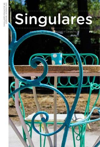 Singulares mag 6 by singulares magazine issuu for Almacenes poveda