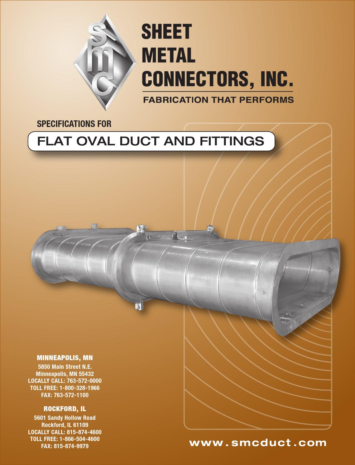 Flat Oval Duct And Fittings By Gasman Design Issuu