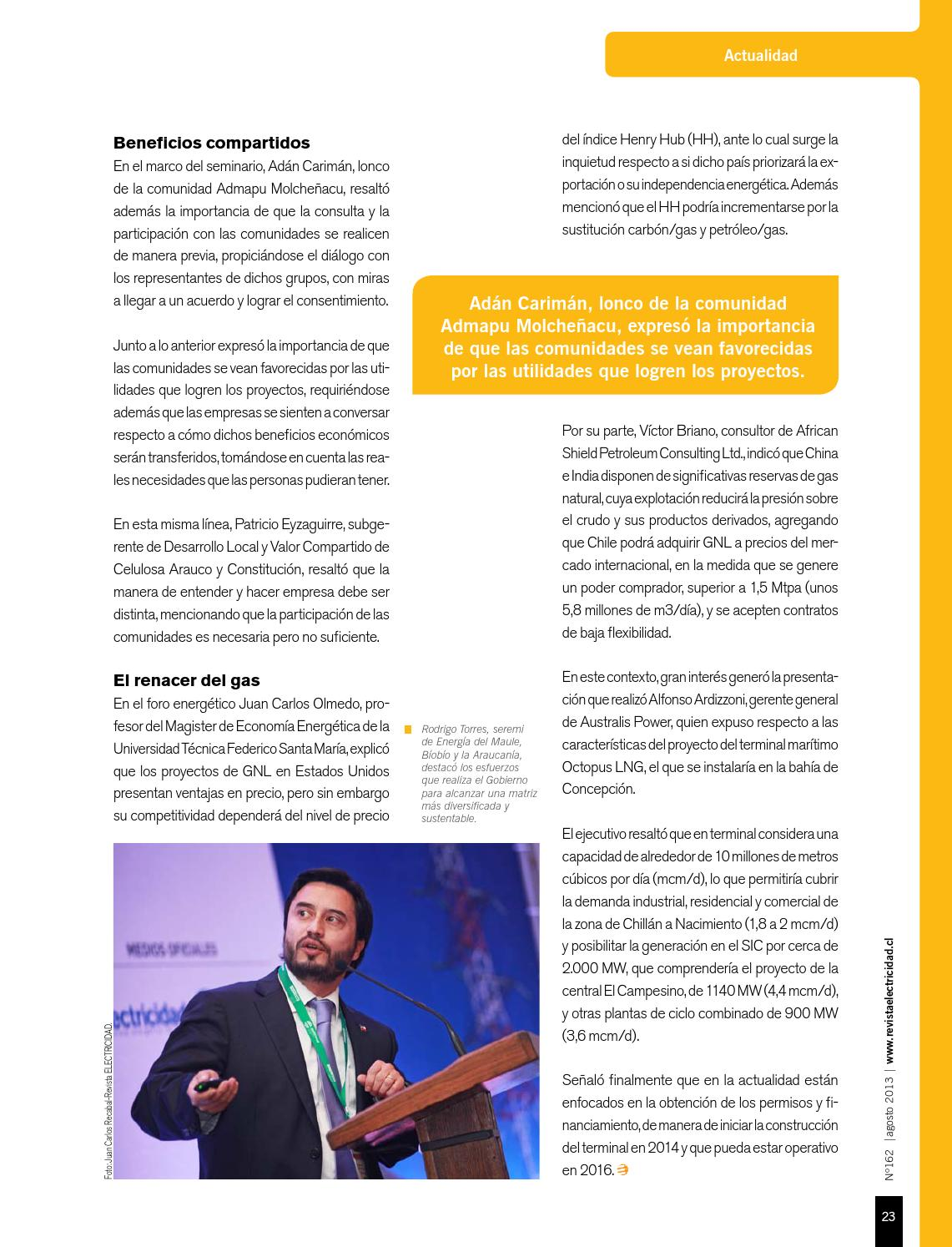 Energía y Minería: Sombras en el horizonte by Editec_Revista