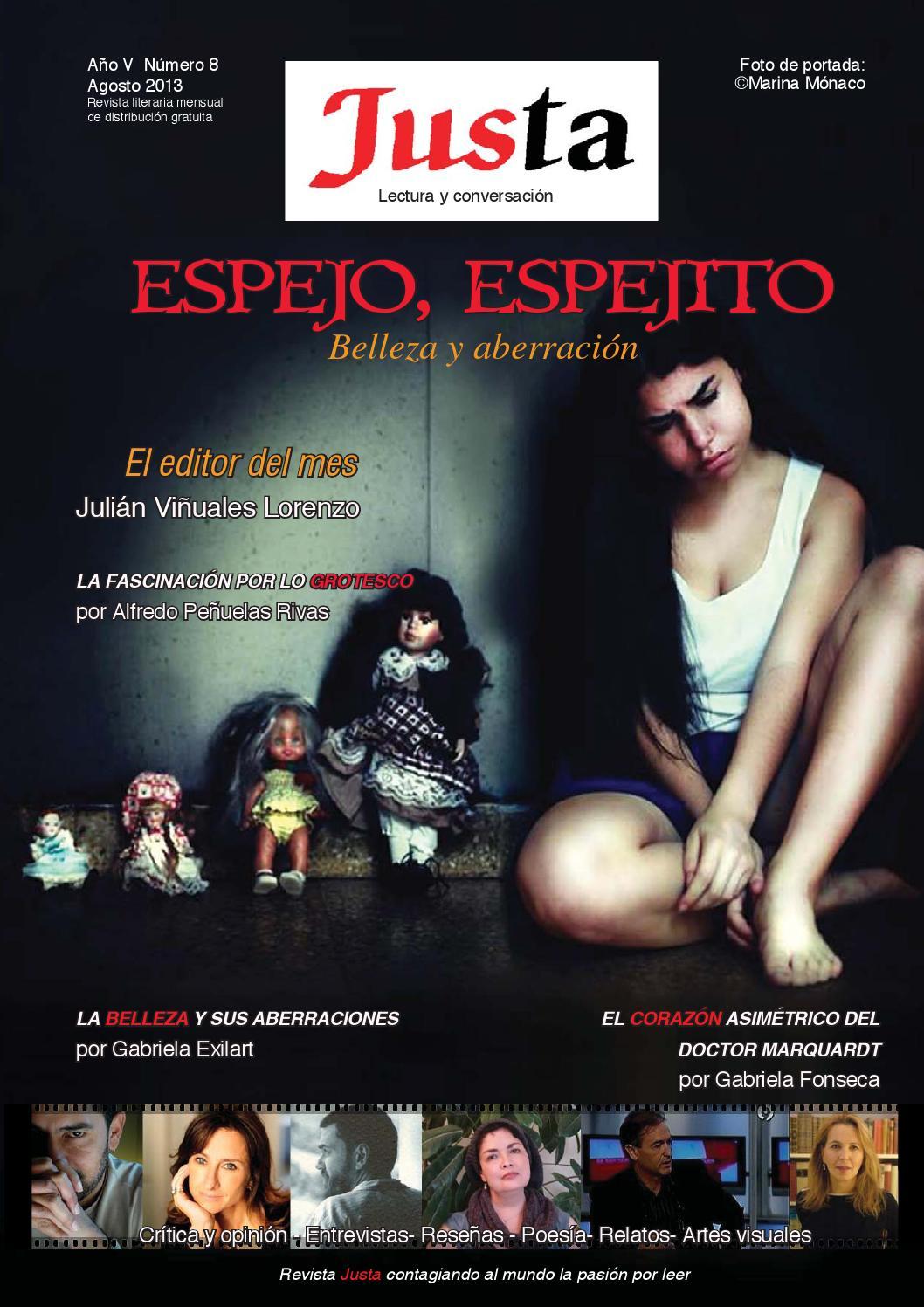 Revista justa agosto 2013 by Editorial Jus - issuu