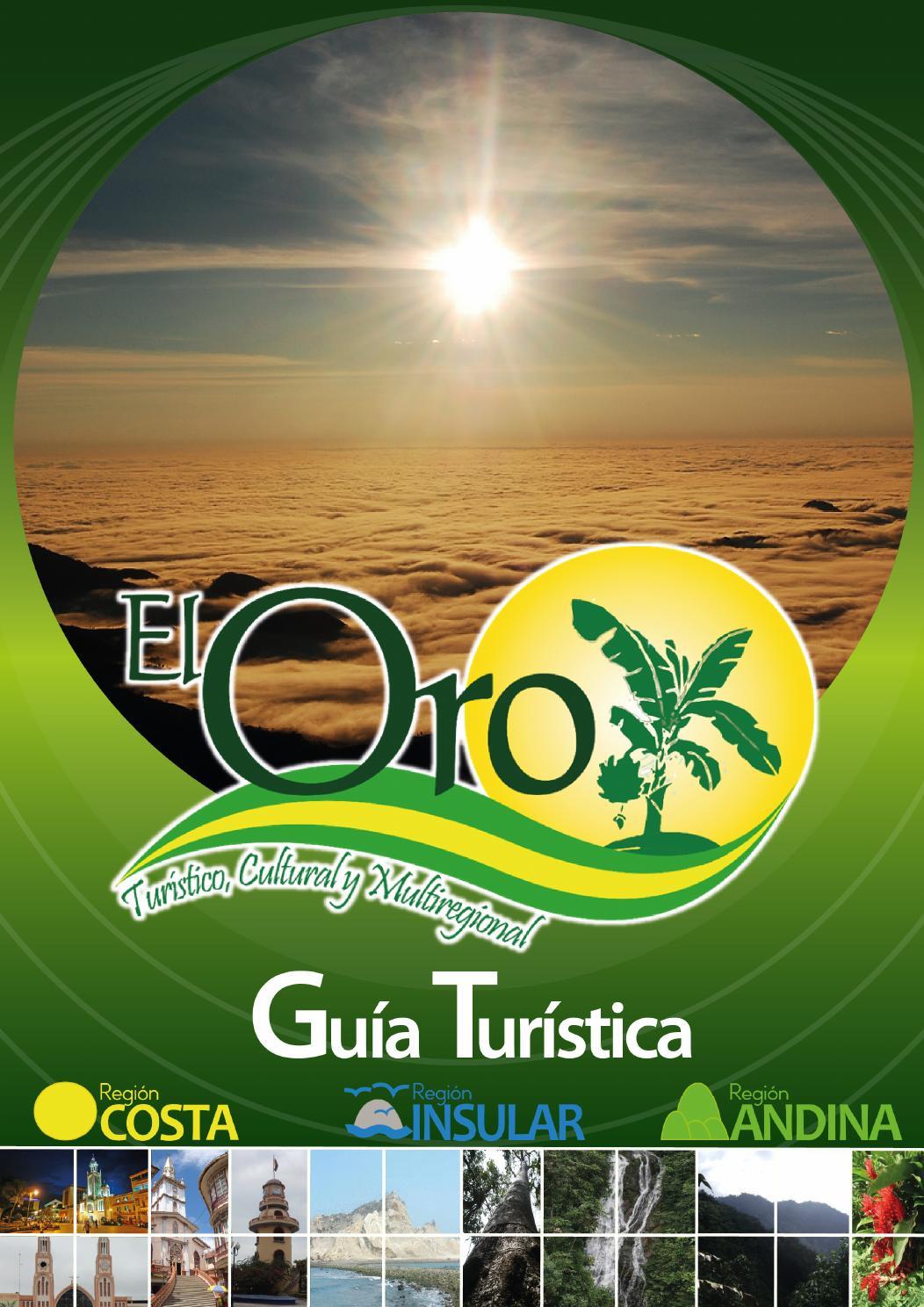 Provincia de El Oro by El Oro Turístico - issuu