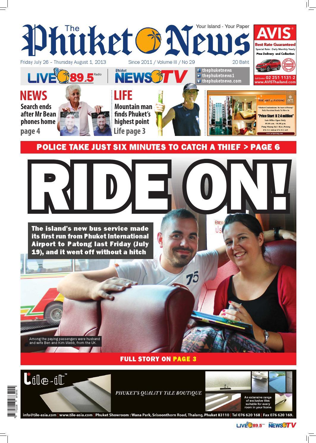 26-07-2013 by The Phuket News - issuu