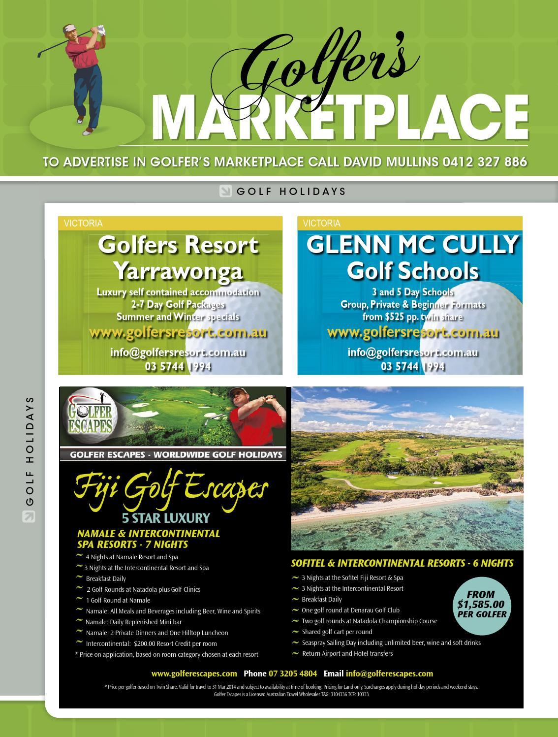 Golfmarket aug by nextmedia Pty Ltd - issuu