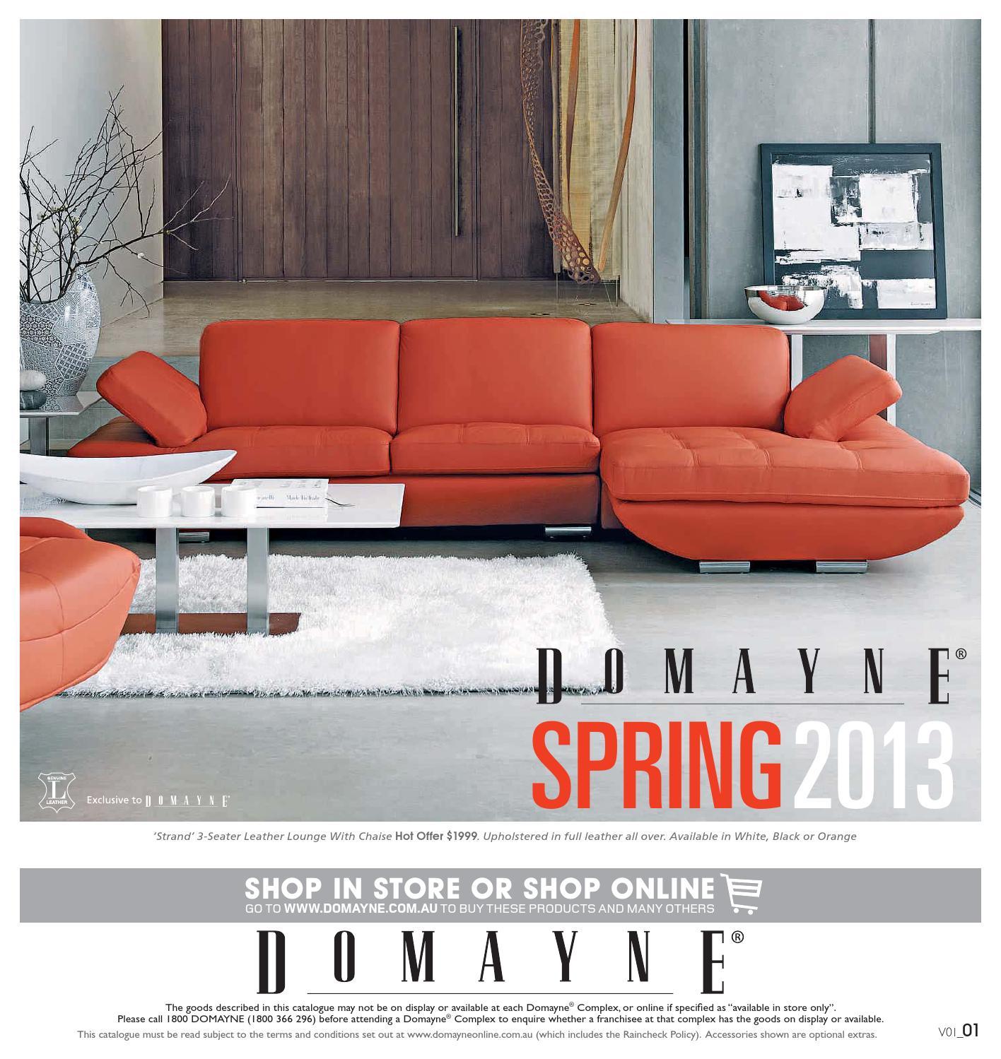 Spring 2017 By Domayne Issuu