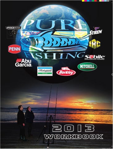 Pure Fishing JRC 2013 by Ondrej Stuchlák issuu