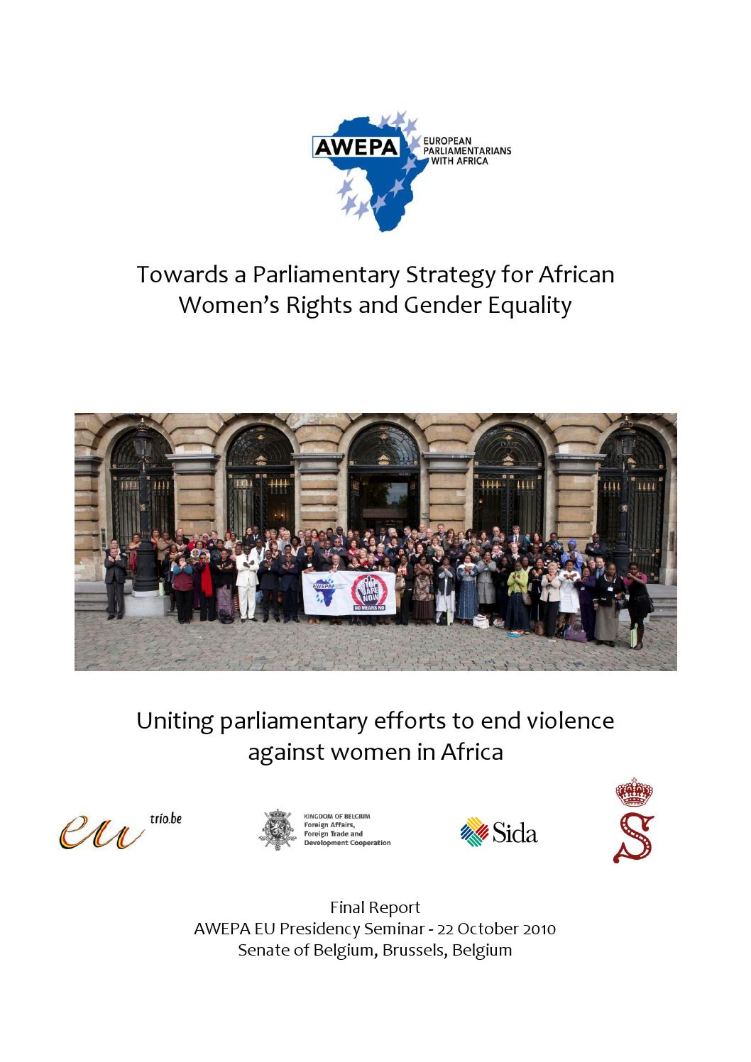 action research proposal template%0A Towards a Parliamentary Strategy for African Women u    s Rights and Gender  Equal  by AWEPA  issuu