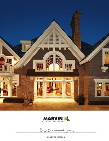 marvin product catalog by window design center issuu