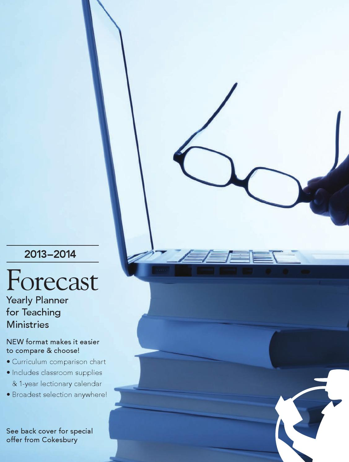 Cokesbury Forecast Catalog 2013-2014 by United Methodist Publishing ...