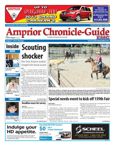 Arnprior080113 by metroland east arnprior chronicle guide issuu page 1 fandeluxe Gallery