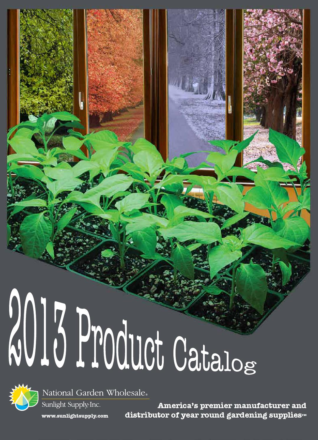 2013 Sunlight Supply Product Catalog by Sunlight Supply issuu