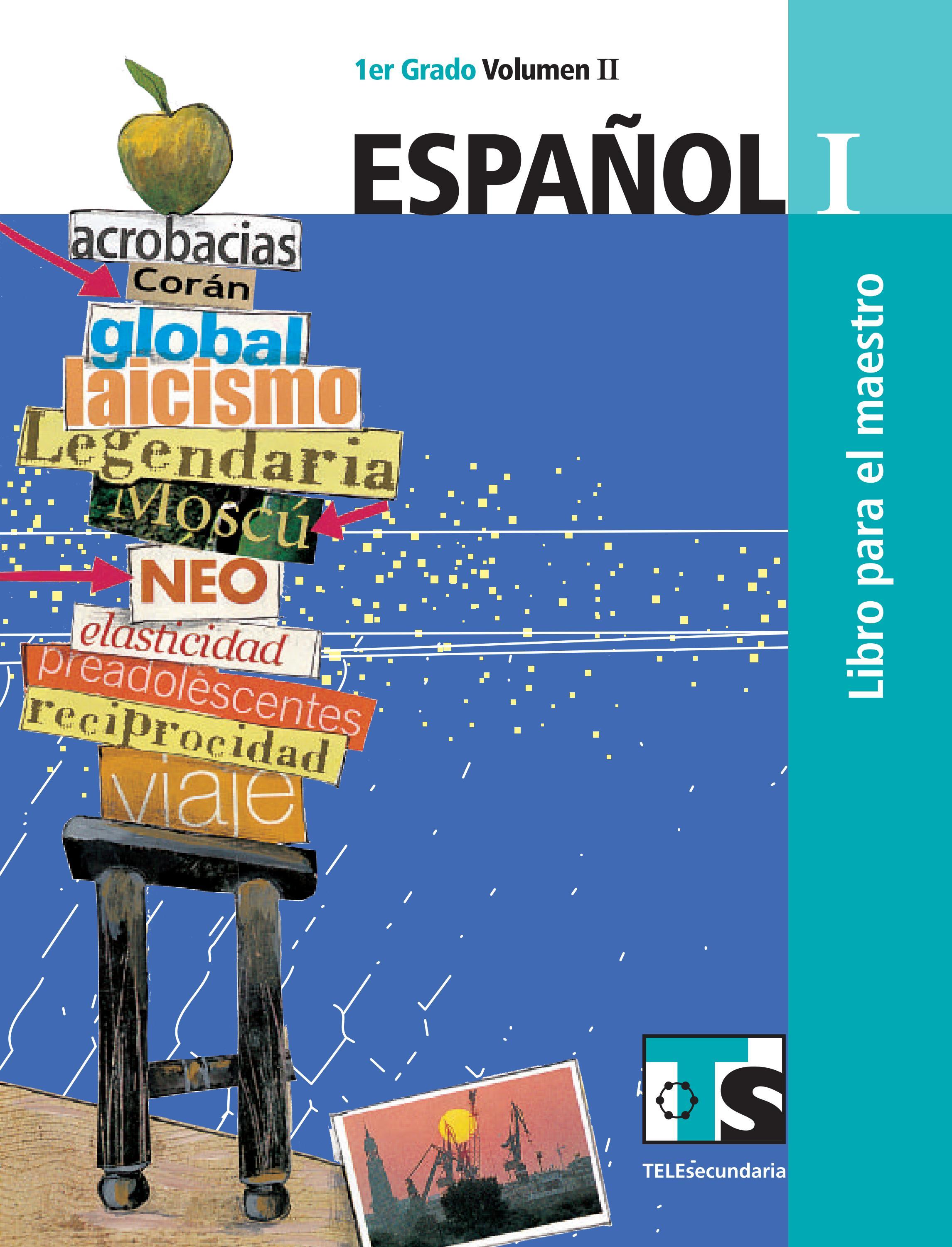 Maestro. Español 1er. Grado Volumen II by Rarámuri - issuu