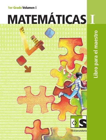 Maestro. Matemáticas 1er. Grado Volumen I by Rarámuri - issuu