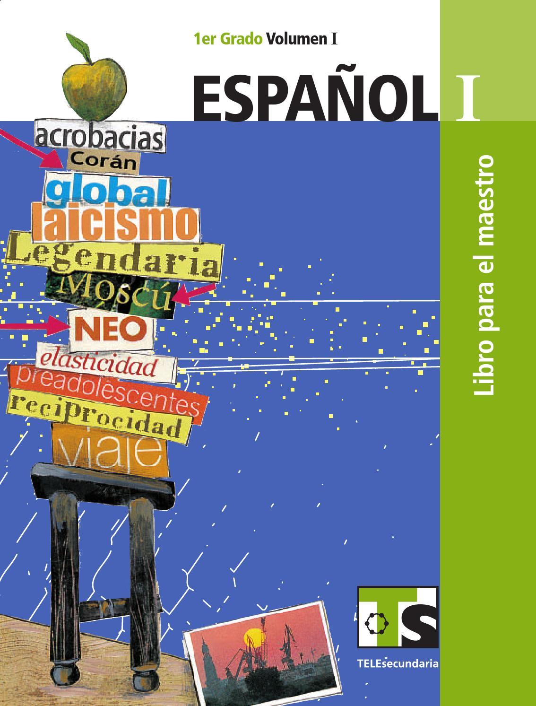 Maestro. Español 1er. Grado Volumen I by Rarámuri - issuu