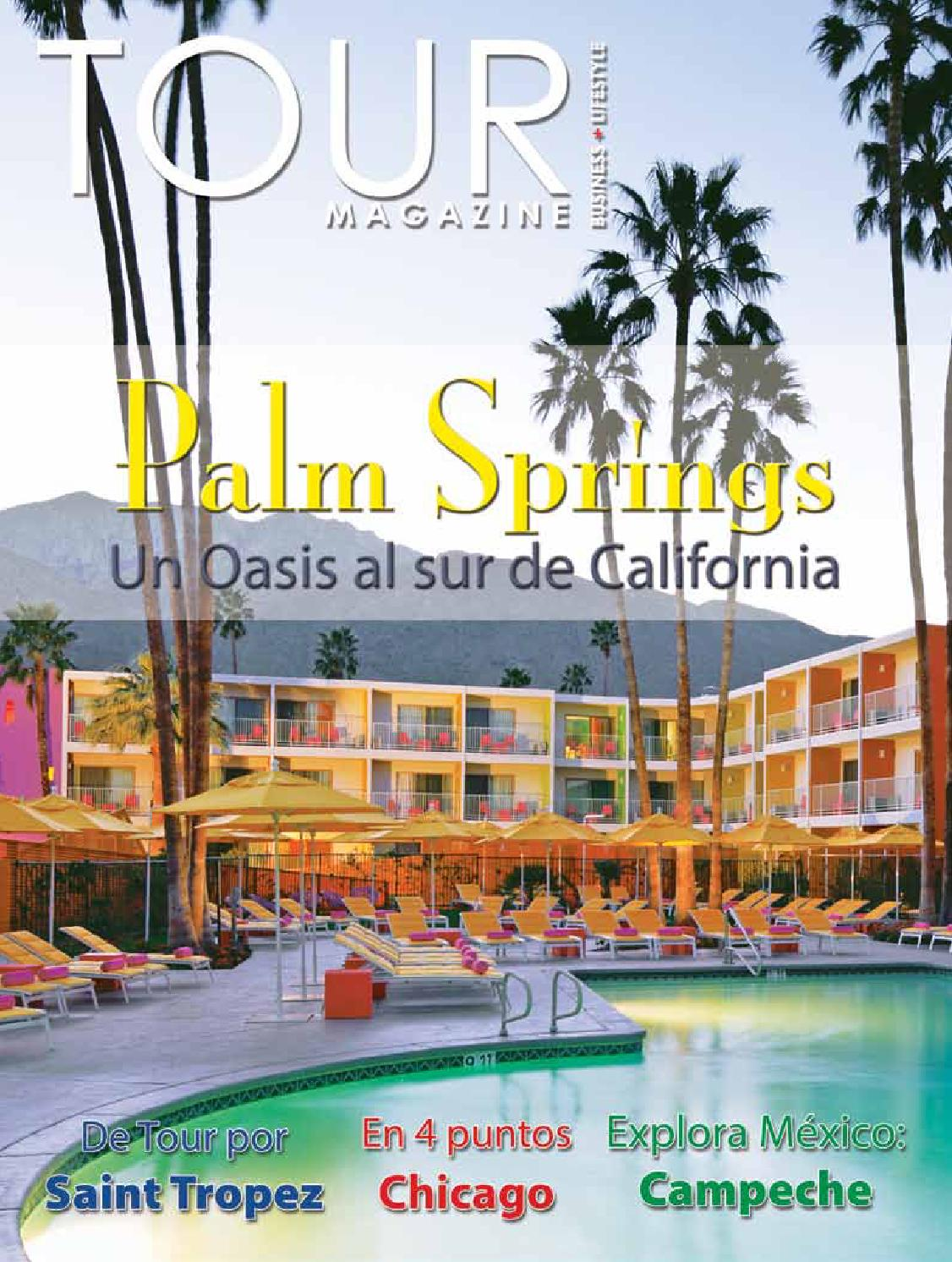 Palm Springs Edición 8 by TOUR MAGAZINE - issuu