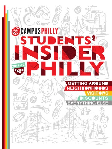 2011 12 Campus Philly Insider Guide By Campus Philly Issuu