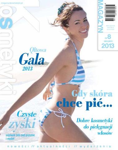 d92f1cee4df077 Kosmetyki sierpień 2013 web by Magazyn Kosmetyki - issuu