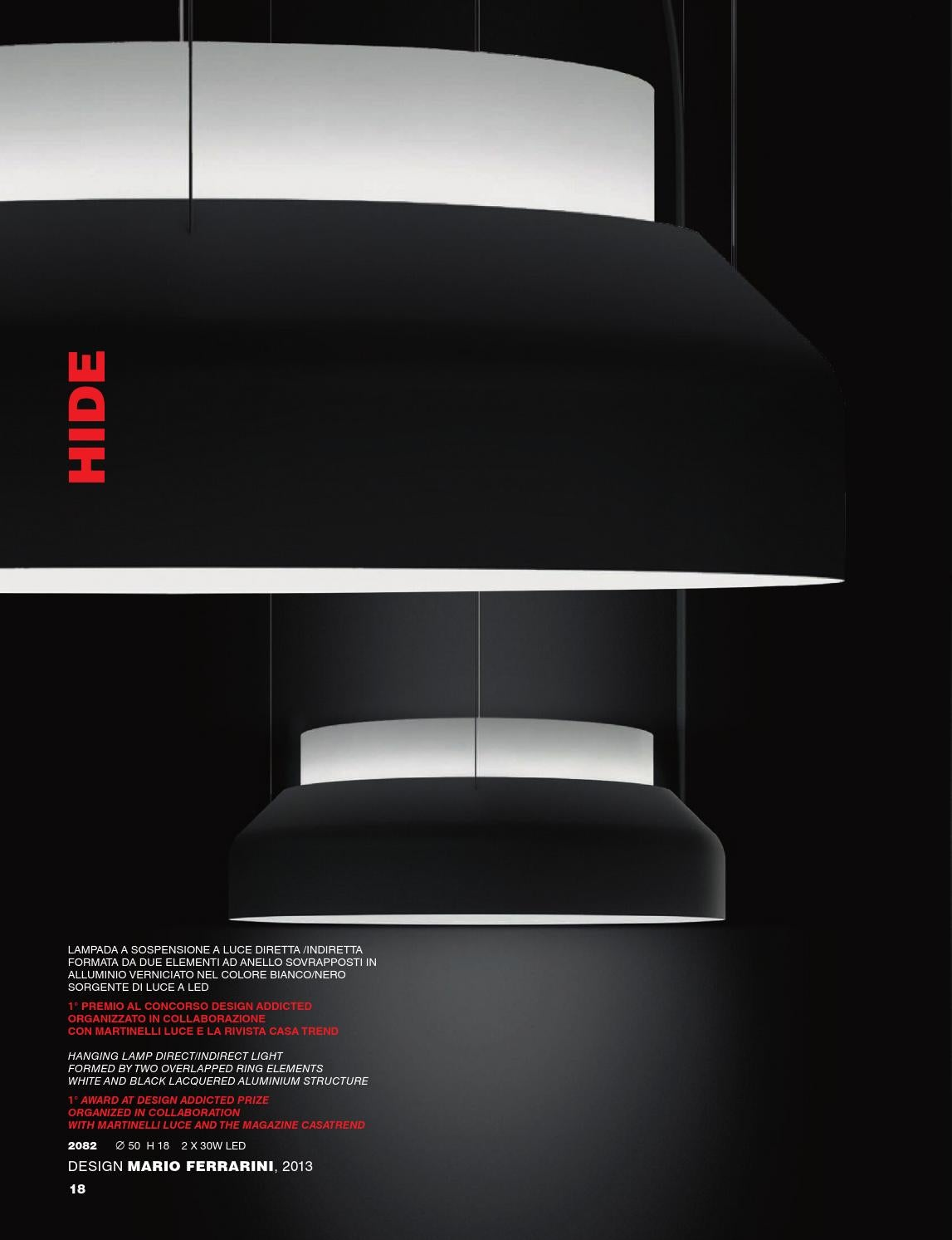 Luce Al Led.Martinelli Luce News 2013 By Placed Issuu