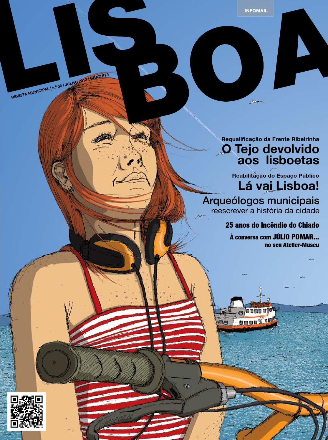 7a51ee969c9 Revista Lisboa n.º 6 by Câmara Municipal de Lisboa - issuu