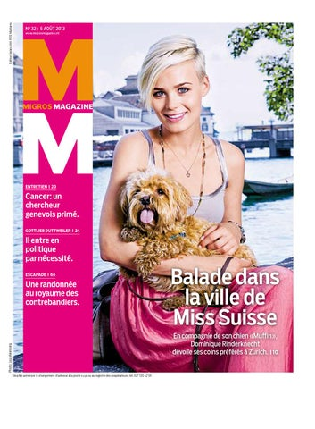 Migros magazin 32 2013 f vs by Migros-Genossenschafts-Bund - issuu ed5784eb94dd