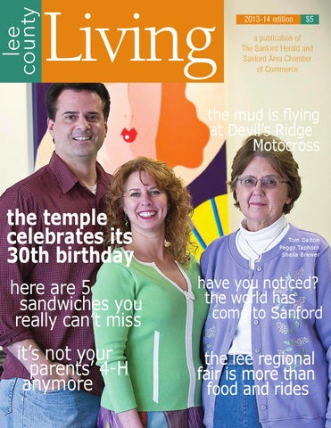 Lee County Living 13 By The Sanford Herald   Issuu