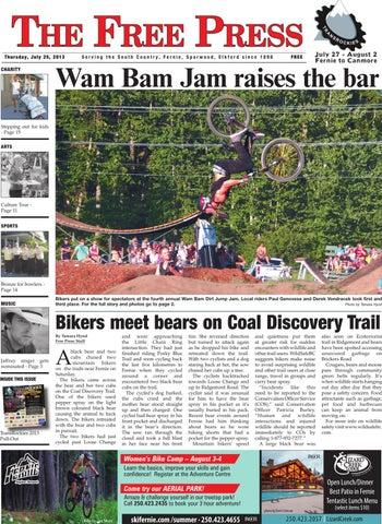 The Free Press, July 25, 2013 by Black Press Media Group - issuu