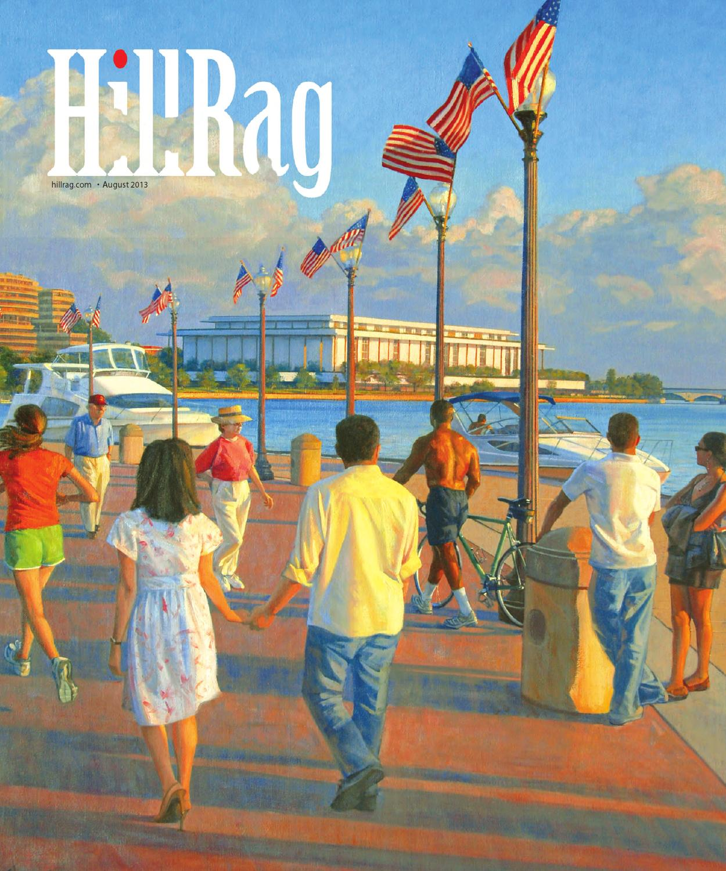 4208 Embassy Park Dr Nw Washington: Hill Rag Magazine August 2013 By Capital Community News