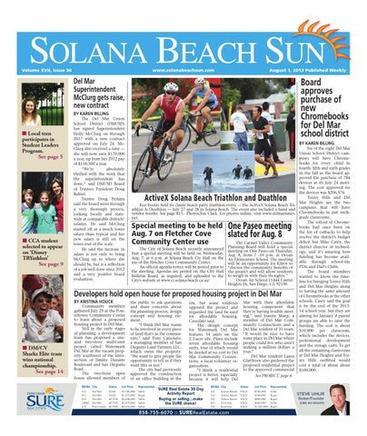 Solana Beach Sun 8 1 13 By MainStreet Media   Issuu