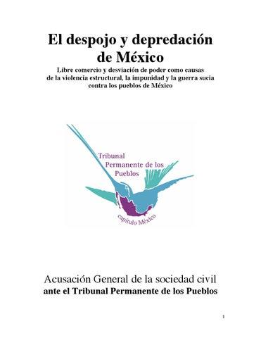 Acusación General Introductoria - TPP Capítulo México (Versión larga ...