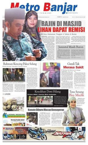 Metro Banjar Sabtu 2e144f7bf9