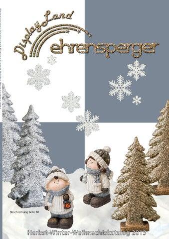 Ehrensperger AG DisplayLand Katalog Herbst/Winter/Weihnachten 2013 ...
